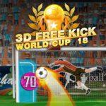 3D de Tiro Libre de la Copa del Mundo 18