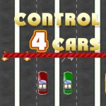 Control De 4 Coches