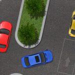 Espacio de estacionamiento HTML5