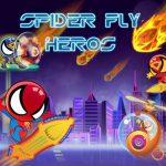 Araña Mosca De Los Heros