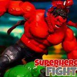 Los Superhéroes De Lucha