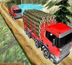 Camión De La Colina De La Unidad De Carga Juego De Simulador De