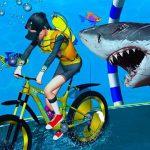 Submarino De La Bicicleta De Carreras