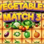 Verduras De Match 3