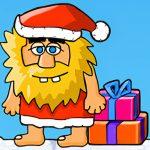 Adán y Eva van Navidad