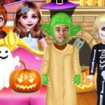 Baby Taylor Aventura de Halloween