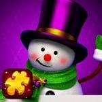 Desafío de rompecabezas de Navidad
