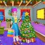 Decoración y disfraces de árboles de Navidad