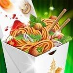 Cocinero De Comida China, La Cocina Asiática