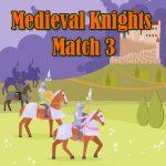 Los Caballeros Medievales De Match 3