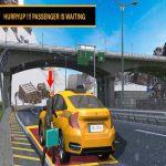 Ciudad Moderna Servicio De Taxi Simulator