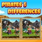 Piratas 5 Diferencias