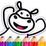 Juego de colorear para niños pequeños