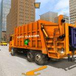 NOS Basura de la Ciudad Cleaner: Camión de la Basura 2020