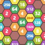 2048 Bloque de combinación hexadecimal