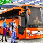 Simulador de autobús 3D 2021