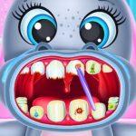 Cuidado Dental Baby Hippo