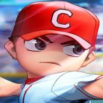 Niño de béisbol