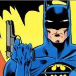 Batman matar zombi