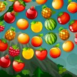 Bubble Shooter Frutos De La Rueda