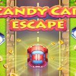 Escape del coche de caramelo