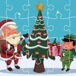 Tarjetas de Navidad Jigsaw