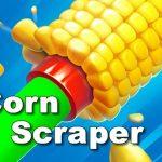 Raspador de maíz