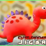 Lindo Rompecabezas De Dinosaurios