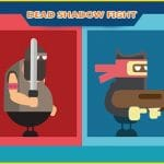 pelea de sombras muertas