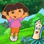 Mapas ocultos de Dora