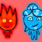 Chico fuego y chica agua 2-el templo de la luz