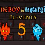 Fireboy y Watergirl 5 elementos
