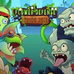 Defensa de las flores – Asedio zombi