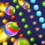 Burbujas de frutas