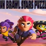 Divertido rompecabezas de Brawl Stars