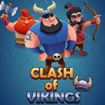 Juego Clash of Vikings