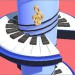 Hélice De Piano Tiles