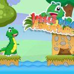 Juego de aventuras Little Dino
