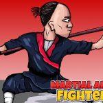 Los Luchadores De Artes Marciales