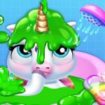 My Baby Unicorn Virtual Pony Mascota