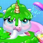 My Baby Unicorn Virtual Pony Mascota