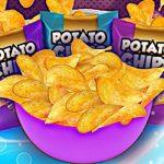 Simulador de patatas fritas