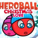 Amor de Navidad bola roja