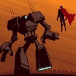 Robot En La Batalla De La Memoria
