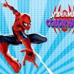 Spiderman Color Fall – Juego de extracción de pastillas