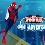 Spiderman Sea Adventure – Juego de extracción de pastillas