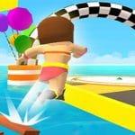 Juego de carrera Super Race 3D