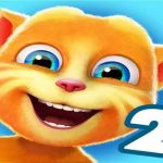 Talking Tom Run Gold