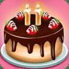 Cake Shop Cafe Juego de cocina para pasteles y gofres