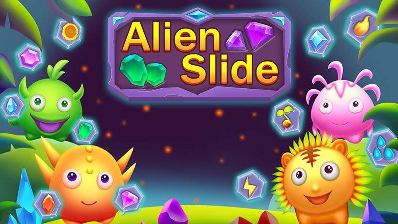 Imagen Diapositiva alienígena